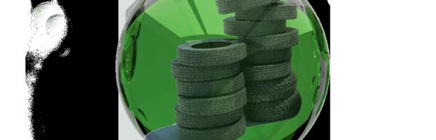 Recyclingrohstoff Verbundwerkstoffe: Das zweite Leben von Autoreifen