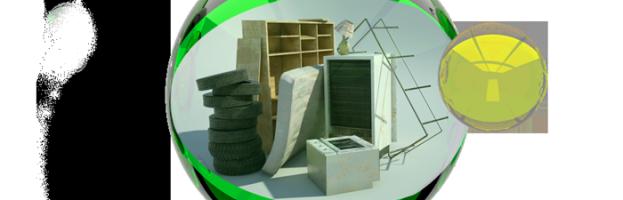 Sperrmüll: Recycling, Upcycling & Downcycling als Alternativen zum Lagern und Wegwerfen