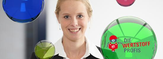 Interview mit Johanna Spinn, REMONDIS, zu den WERTSTOFFPROFIS