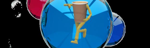 Der Abfallwahnsinn des modernen Kaffeekonsums ist . . . recyclebar :-)