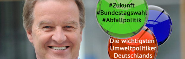 """Franz Untersteller (Bündnis 90/Die Grünen): """"Verzicht auf die überflüssigen Dualen Systeme würde Kosten senken"""""""