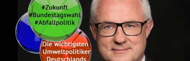 Bundestagswahl 2017: BDE-Präsident Peter Kurth im Interview