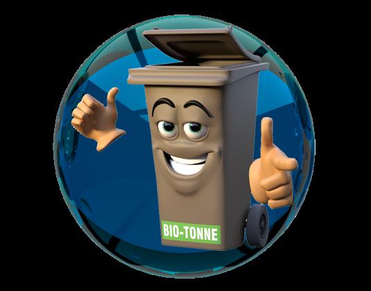 Sortenreine Erfassung von Bioabfällen ist ein Muss!