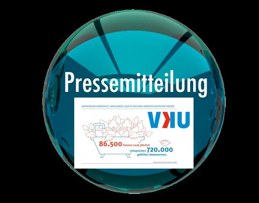 VKU zur Entscheidung des Bundeskartellamts Remondis/DSD